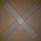 Хрестовина для кріплення світильників, для монтажу натяжних стель, фото 2