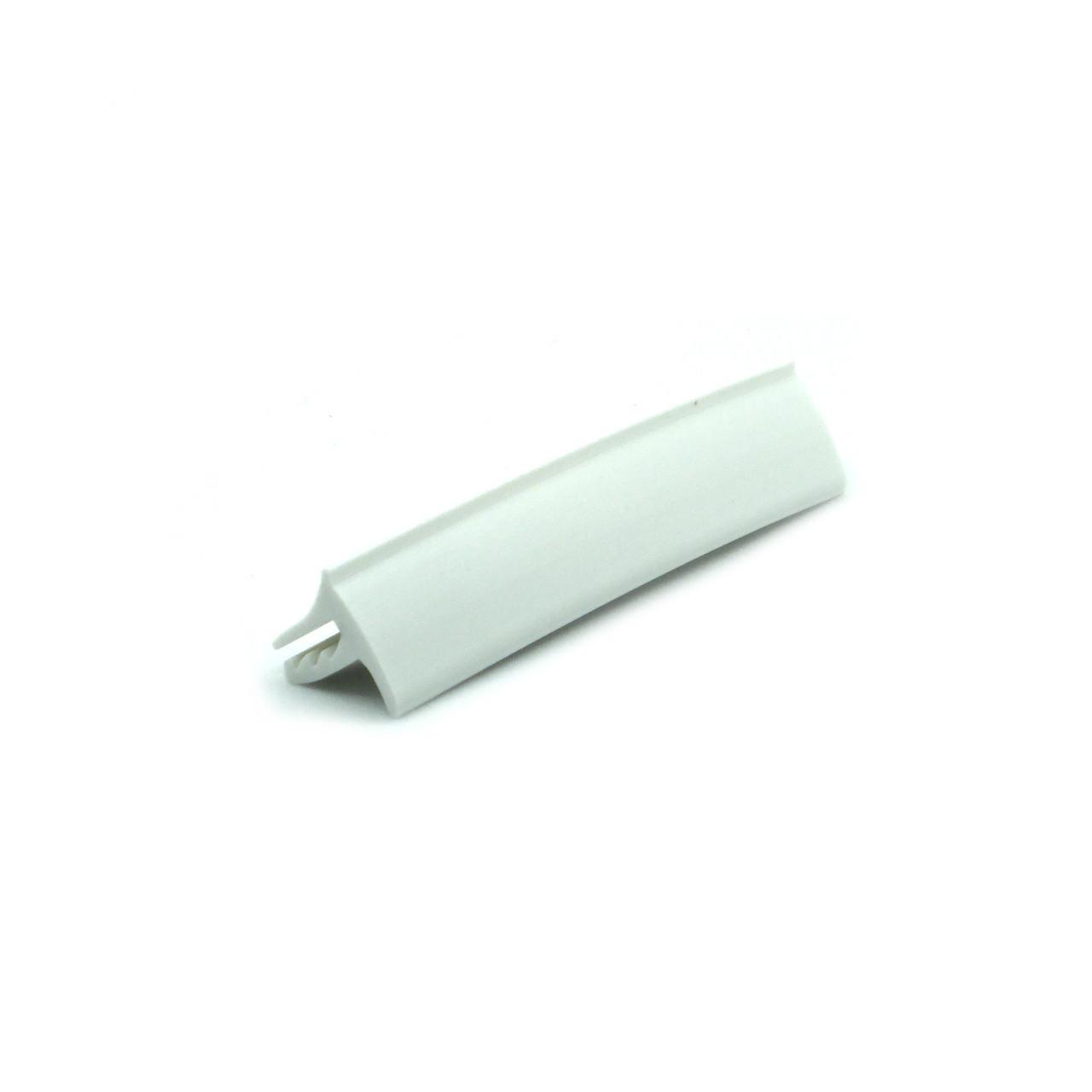 Вставка заглушка декоративная для натяжного потолка 2А (10 мм, 3 зуба)