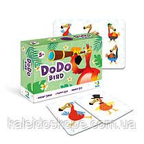 Мемо-игра DoDo Птицы