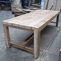Садовый стол в стиле LOFT (Garden Table - 03)