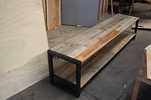 Тумба-Подставка для TV в стиле LOFT (Stand - 006)