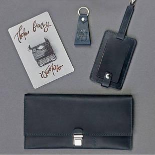 Набір мандрівника Неаполь. Тревел-кейс (дорожній органайзер), бирка для багажу, брелок , листівка