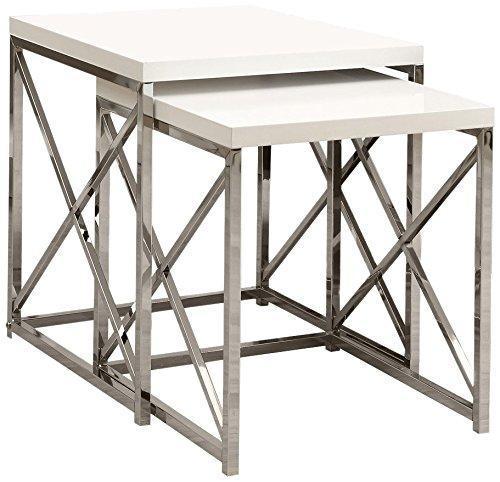Комплект Журнальных столиков в стиле LOFT (Table - 475)