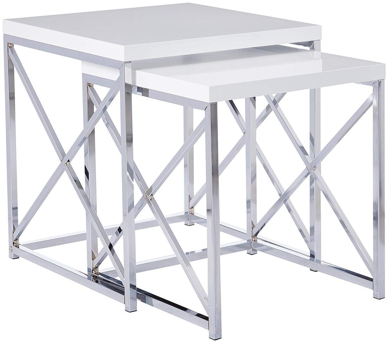 Комплект Журнальных столиков в стиле LOFT (Table - 480)