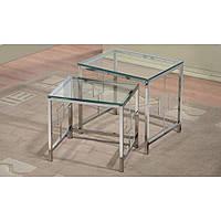 Комплект Журнальных столиков в стиле LOFT (Table - 490), фото 1