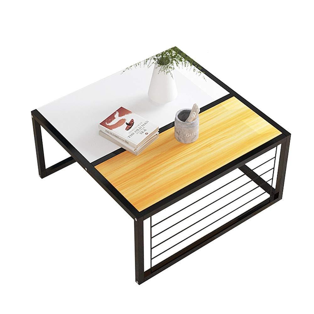Кофейный Журнальный столик в стиле LOFT (Table - 513)