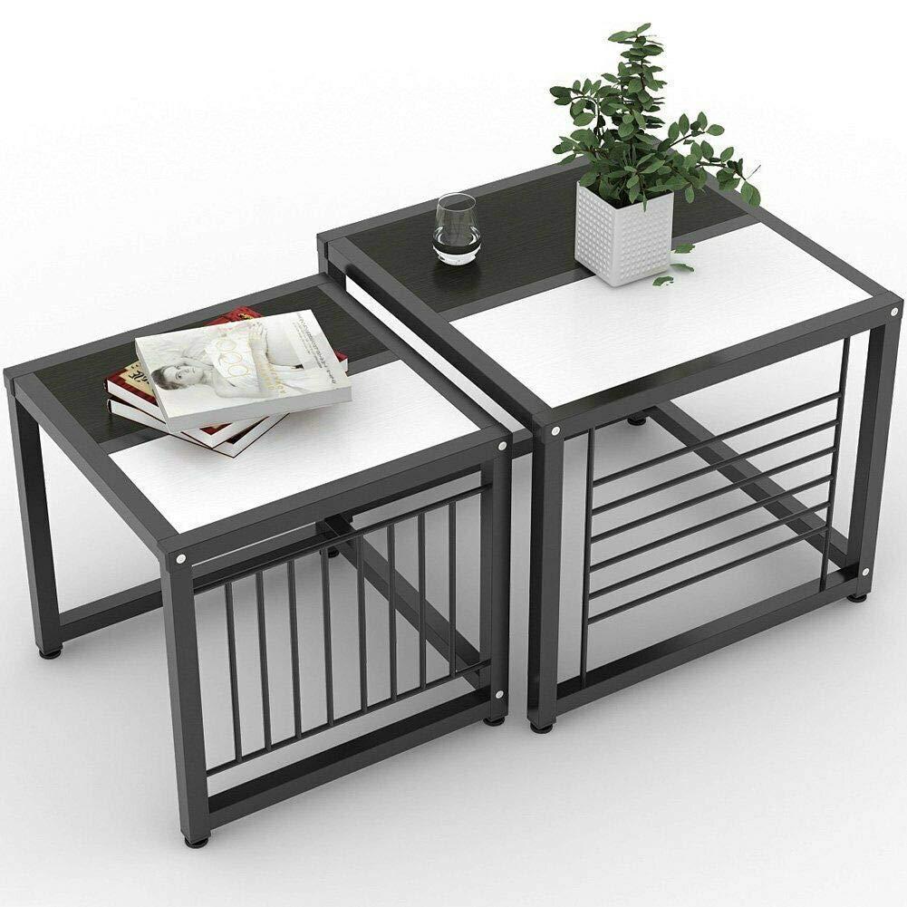 Комплект Журнальных столиков в стиле LOFT (Table - 517)