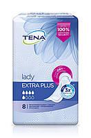 Урологические прокладки TENA Lady Extra Plus Insta Dry 8 шт.