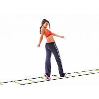 🔥✅Координационная лестница для тренировки скорости Power System PS-4087 Agility Speed Ladder