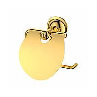 Держатель для туалетной бумаги Welle, золото
