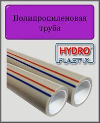 Поліпропіленова труба Hydro Plastik Stabi 40х5
