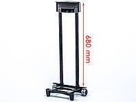 Выдвижная система, h=65 см, с кнопкой, на 2 положения, ЧМВС-014/2