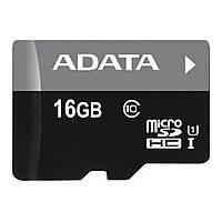 ➜Карта памяти Adata MicroSDHC 16GB UHS-I Class 10 (card only) для хранения и передачи информации