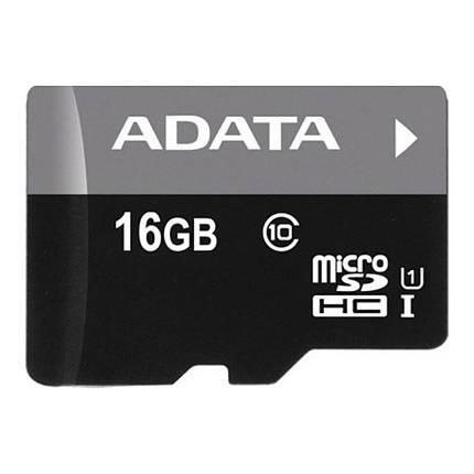 ➜Карта памяти Adata MicroSDHC 16GB UHS-I Class 10 (card only) для хранения и передачи информации, фото 2