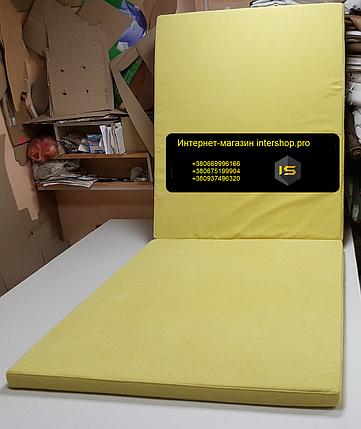 Матрас-подушка на подоконник складная 2800х850мм, фото 2