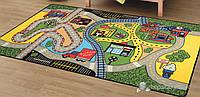 Коврик в детскую комнату дорога RACE Confetti