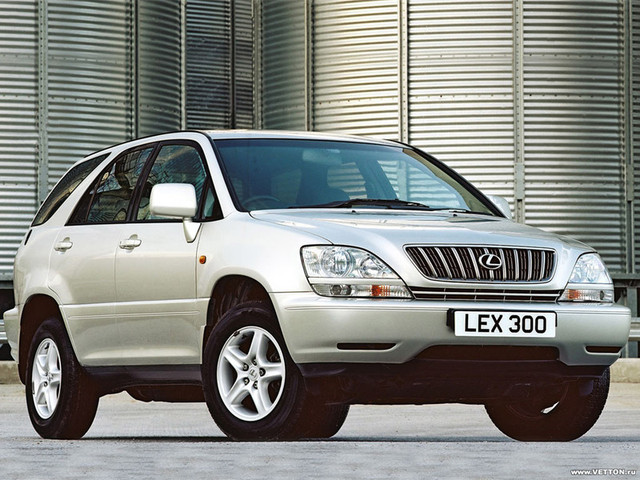 Lexus rx 300 (12.1997-02.2003)
