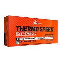 Для снижения веса OLIMP Thermo Speed Extreme 2.0 (120 капс) олимп термо спиид єкстрим
