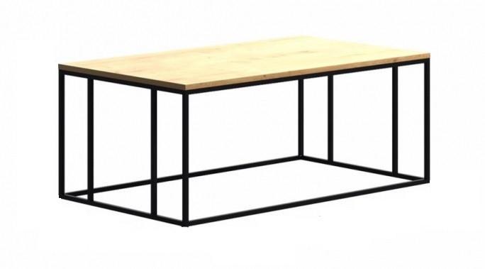 Кофейный Журнальный столик в стиле LOFT (Table - 416)