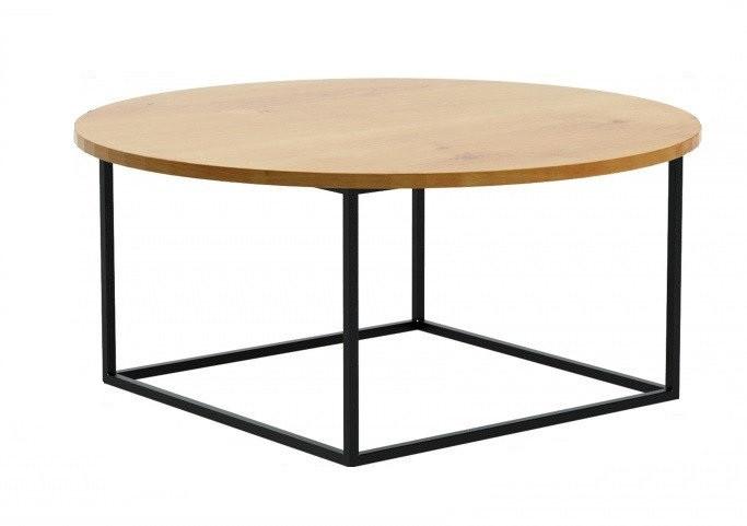 Кофейный Журнальный столик в стиле LOFT (Table - 424)
