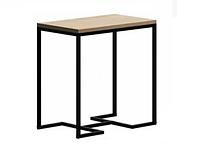 Прикроватный столик в стиле LOFT (Table - 313), фото 1
