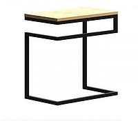 Приставной столик в стиле LOFT (Table - 912), фото 1
