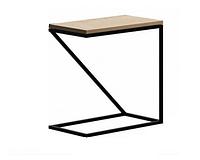 Приставной столик в стиле LOFT (Table - 917), фото 1