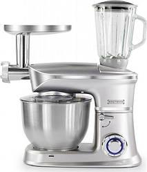 Кухонная машина Royalty Line RL-PKM1900.7BG Silver