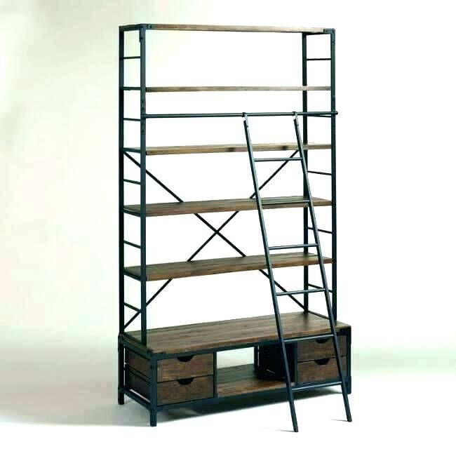 Стеллаж для хранения в стиле LOFT (Rack - 051)
