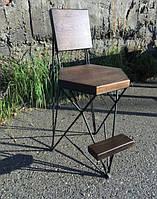 Барный стул в стиле LOFT (Bar Stool - 08)