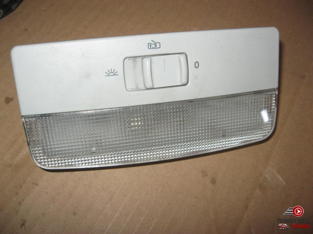 освещение салона транспортер т5