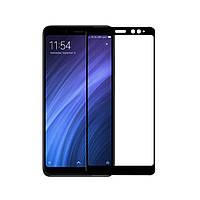 3D стекло для Xiaomi Redmi Note 5 Black - Full Cover