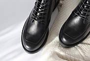 Классические кожаные ботинки Atomio Lardini, фото 5