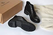 Классические кожаные ботинки Atomio Lardini, фото 8