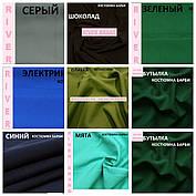 Ультромодные укороченные зауженные женские брюки с 48 по 82 размер, фото 3
