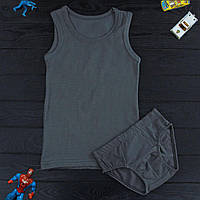 Комплект детский Donella темно-серый для мальчика на 4/5 лет | 1шт.