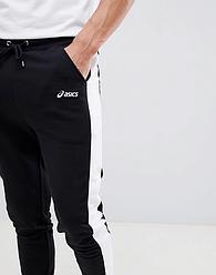 Летние мужские хлопковые штаны Asics (Асикс)