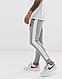 Мужские спортивные штаны с лампасами Jordan (Джордан), фото 2