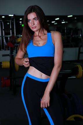 Майка спортивная Тоталфит M11-C5 S, фото 2