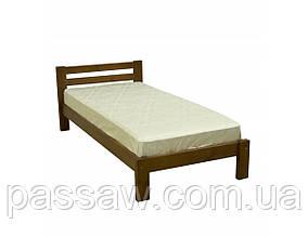 Кровать деревянная Л-107 0,9