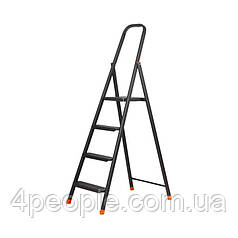 Стремянка Dnipro-M сталь 4 ст
