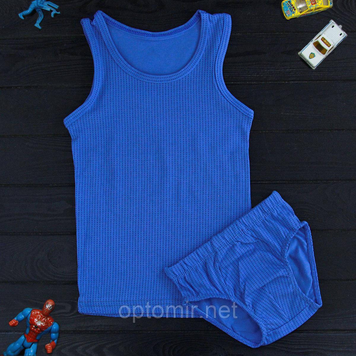 Комплект детский Donella Турция синий для мальчика на 8/9 лет | 1шт.