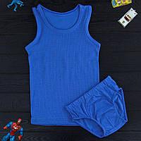 Комплект детский Donella Турция синий для мальчика на 8/9 лет | 1 шт.