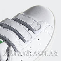 Кроссовки adidas STAN SMITH CF J(АРТИКУЛ:S82702), фото 3
