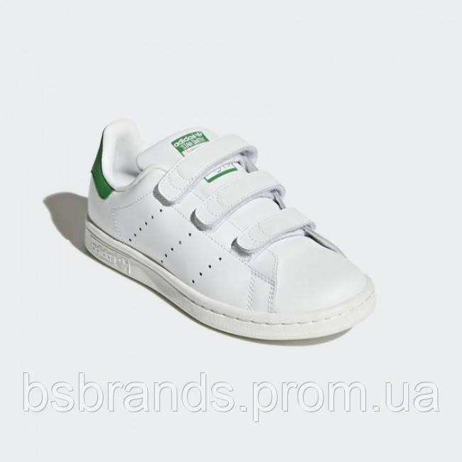 Кроссовки adidas STAN SMITH CF J(АРТИКУЛ:S82702)