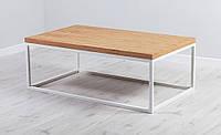 Кофейный Журнальный столик в стиле LOFT (Table - 430)