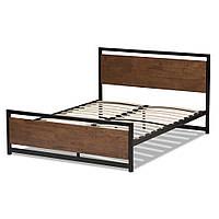 Кровать в стиле LOFT (Bed - 013)
