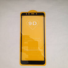 Защитное стекло Xiaomi Redmi 5 9D Black