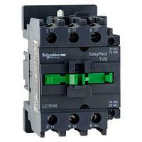 LC1E0601M5. Контактор (магнитный пускатель) 3Р. Е 1NC 6А АС3 ~220В 50 ГЦ
