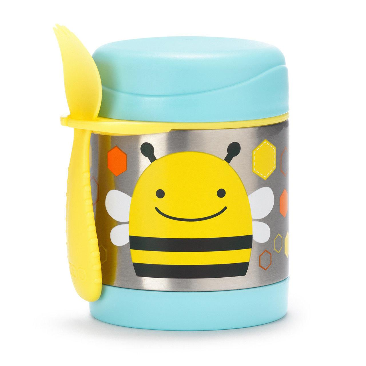 Детский термос для еды пчелка Skip Hop 252379